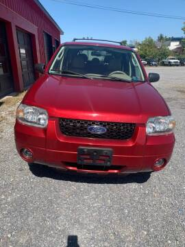 2006 Ford Escape for sale at Superior Auto Sales in Duncansville PA