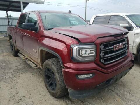 2016 GMC Sierra 1500 for sale at Ragins' Dynamic Auto LLC in Brookland AR