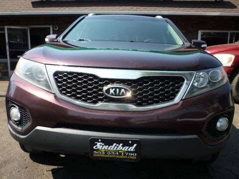 2011 Kia Sorento for sale at Sindibad Auto Sale, LLC in Englewood CO