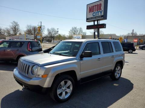 2016 Jeep Patriot for sale at Motor City Sales in Wichita KS
