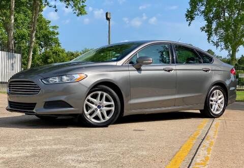 2014 Ford Fusion for sale at Texas Auto Corporation in Houston TX