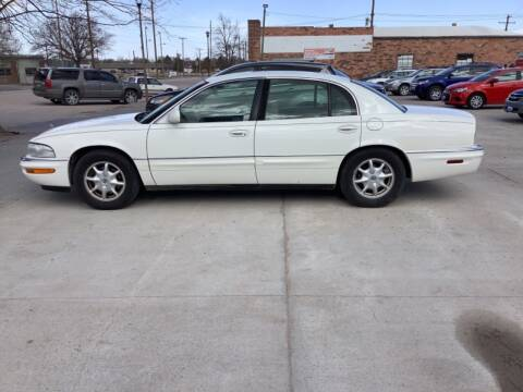 2002 Buick Park Avenue for sale at Paris Fisher Auto Sales Inc. in Chadron NE