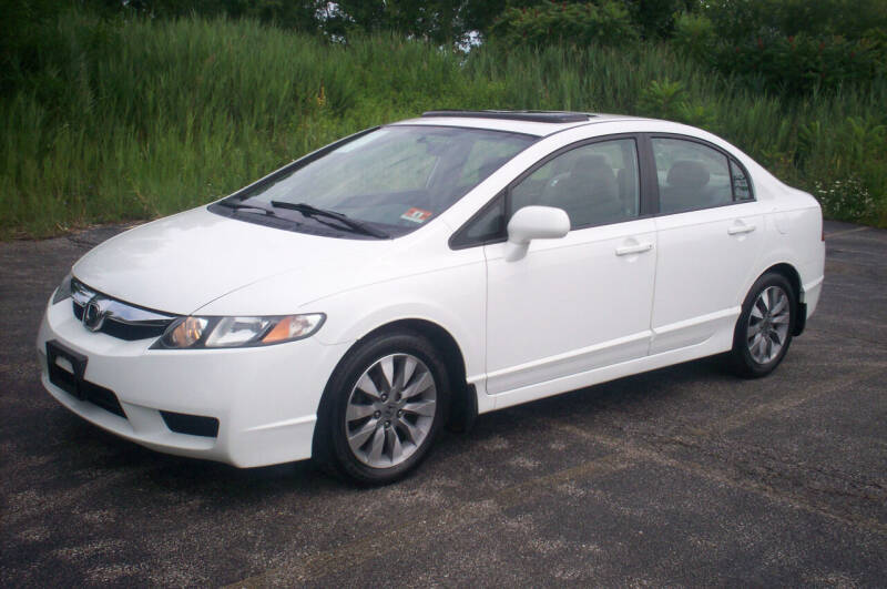 2011 Honda Civic for sale at Action Auto Wholesale - 30521 Euclid Ave. in Willowick OH