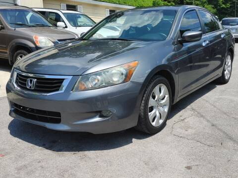 2008 Honda Accord for sale at North Knox Auto LLC in Knoxville TN