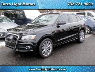 2011 Audi Q5 for sale at Torch Light Motors in Parlin NJ
