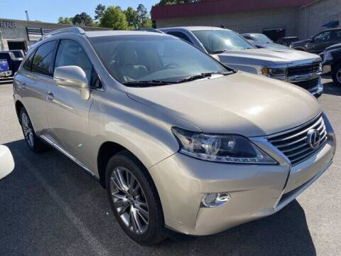 2014 Lexus RX 350 for sale at CBS Quality Cars in Durham NC
