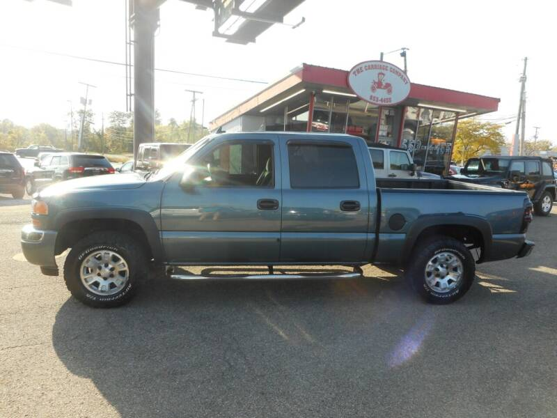 2006 GMC Sierra 1500 for sale at The Carriage Company in Lancaster OH