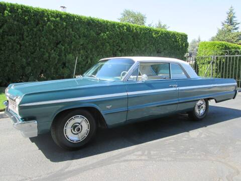 1964 Chevrolet Impala for sale at Top Notch Motors in Yakima WA
