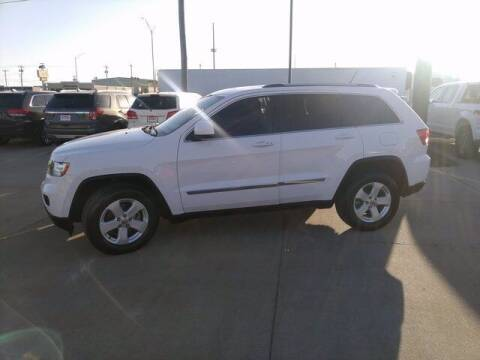 2013 Jeep Grand Cherokee for sale at Bryans Car Corner in Chickasha OK