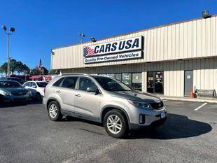 2015 Kia Sorento for sale at Cars USA in Virginia Beach VA