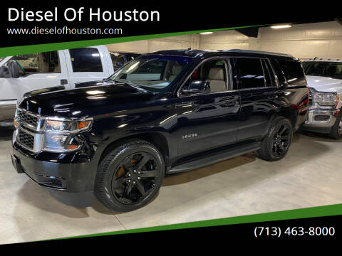 2015 Chevrolet Tahoe for sale at Diesel Of Houston in Houston TX