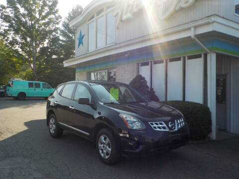 2014 Nissan Rogue Select for sale at Nicky D's in Easthampton MA