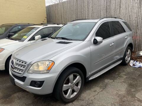 2010 Mercedes-Benz M-Class for sale at Polonia Auto Sales and Service in Hyde Park MA