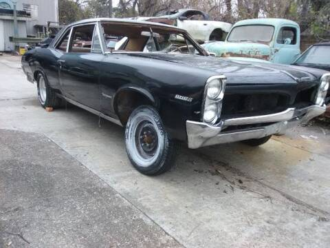 1967 Pontiac Tempest for sale at Classic Car Deals in Cadillac MI