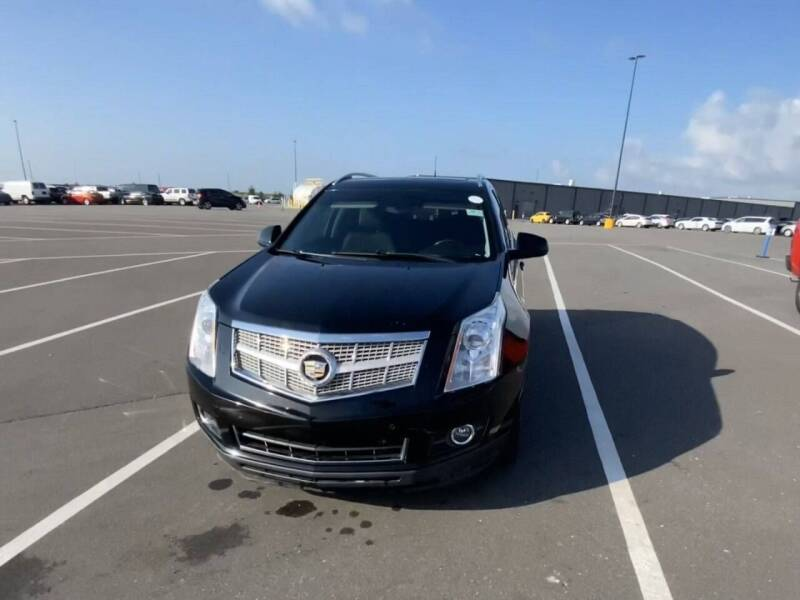 2012 Cadillac SRX for sale at Auto Beast in Fort Lauderdale FL