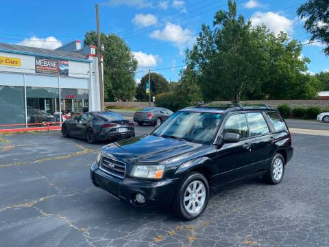 2005 Subaru Forester for sale at Mebane Auto Trading in Mebane NC