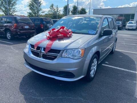 2015 Dodge Grand Caravan for sale at Charlotte Auto Group, Inc in Monroe NC