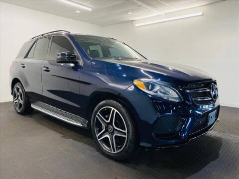 2018 Mercedes-Benz GLE for sale at Champagne Motor Car Company in Willimantic CT