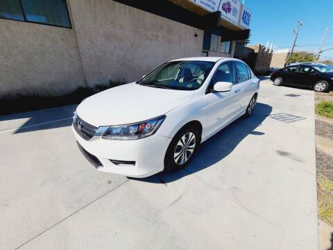 2015 Honda Accord for sale at Masi Auto Sales in San Diego CA