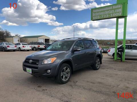 2010 Toyota RAV4 for sale at Independent Auto in Belle Fourche SD