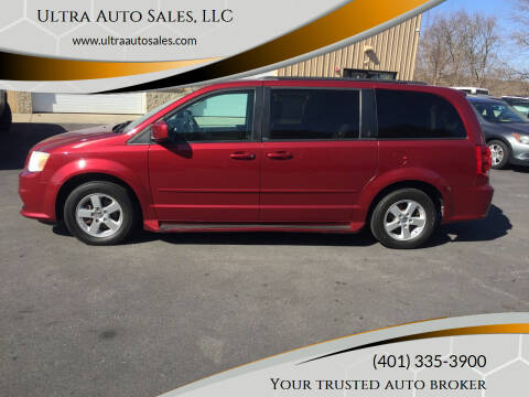 2011 Dodge Grand Caravan for sale at Ultra Auto Sales, LLC in Cumberland RI