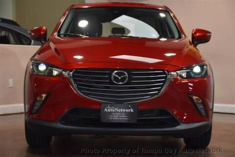 2018 Mazda CX-3 for sale at Tampa Bay AutoNetwork in Tampa FL