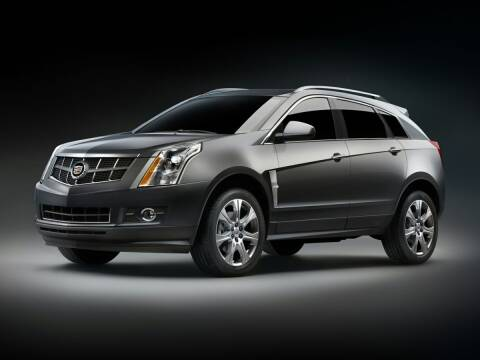 2012 Cadillac SRX for sale at Sundance Chevrolet in Grand Ledge MI