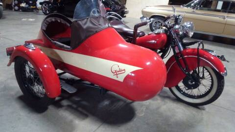 1940 Indian Chief for sale at Pro Auto Sales and Service in Ortonville MN