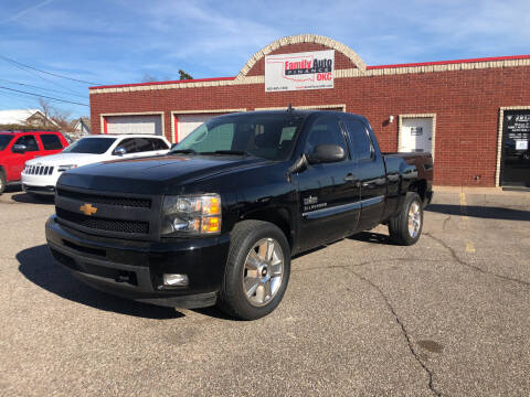2013 Chevrolet Silverado 1500 for sale at Family Auto Finance OKC LLC in Oklahoma City OK