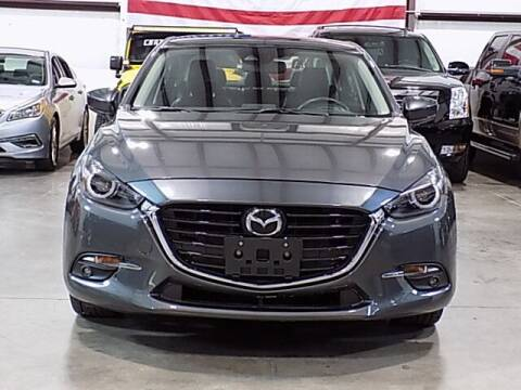 2018 Mazda MAZDA3 for sale at Texas Motor Sport in Houston TX