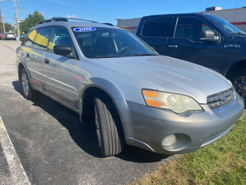2006 Subaru Outback for sale at McNamara Auto Sales - Kenneth Road Lot in York PA