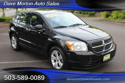 2010 Dodge Caliber for sale at Dave Morton Auto Sales in Salem OR