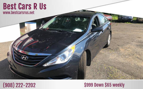 2012 Hyundai Sonata for sale at Best Cars R Us in Plainfield NJ