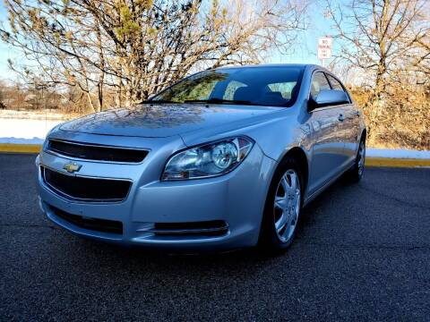 2010 Chevrolet Malibu for sale at Excalibur Auto Sales in Palatine IL