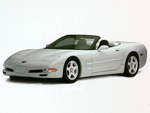 1998 Chevrolet Corvette for sale at Sundance Chevrolet in Grand Ledge MI