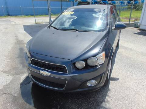 2012 Chevrolet Sonic for sale at Payday Motor Sales in Lakeland FL