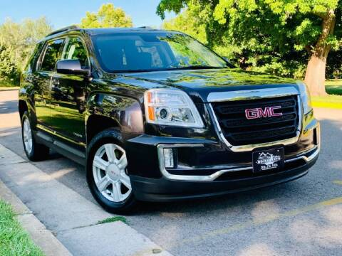 2016 GMC Terrain for sale at Boise Auto Group in Boise ID