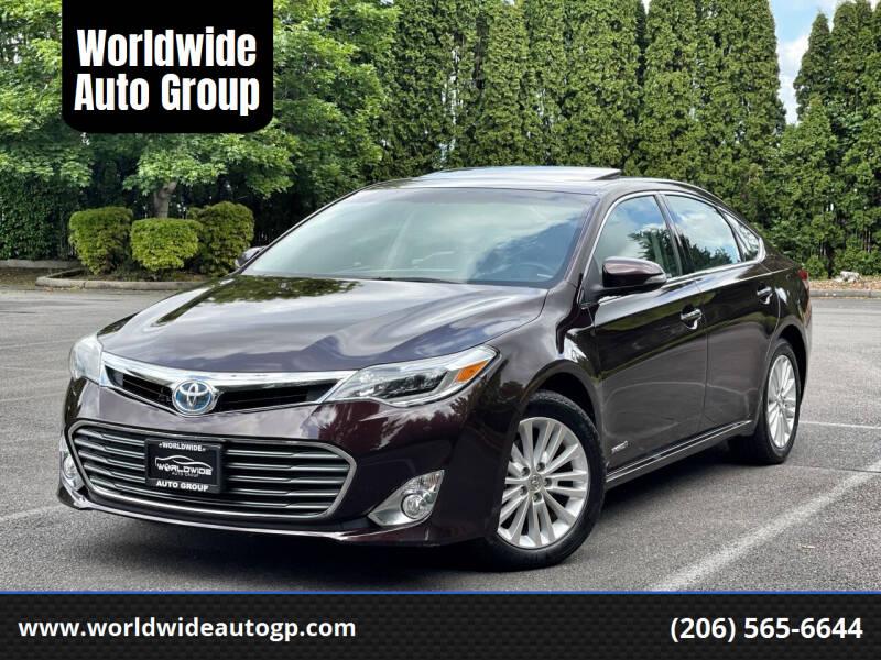 2014 Toyota Avalon Hybrid for sale in Auburn, WA