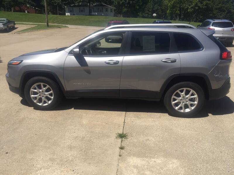 2014 Jeep Cherokee 4x4 Latitude 4dr SUV - Excelsior Springs MO