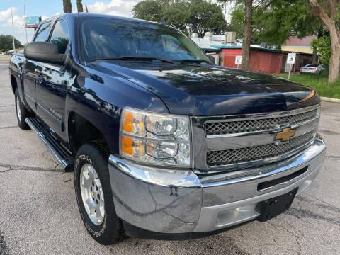 2012 Chevrolet Silverado 1500 for sale at PRESTIGE AUTOPLEX LLC in Austin TX