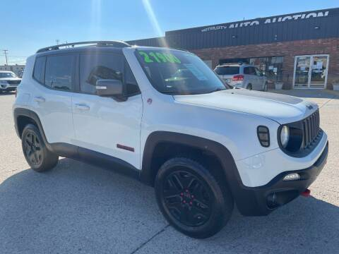 2015 Jeep Renegade for sale at Motor City Auto Auction in Fraser MI
