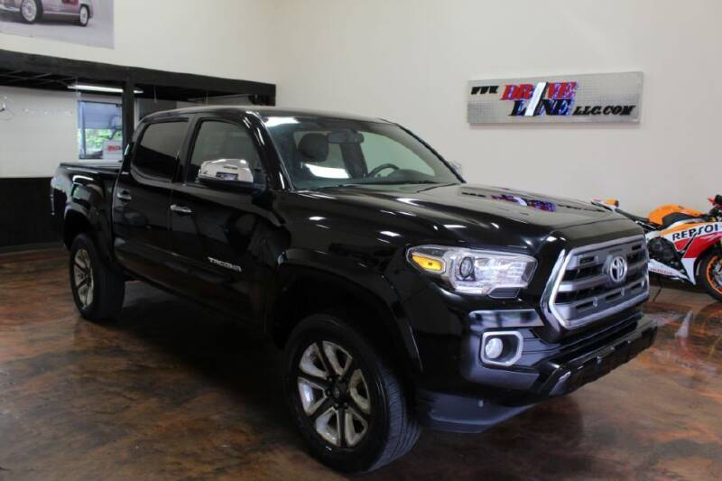 2017 Toyota Tacoma for sale at Driveline LLC in Jacksonville FL