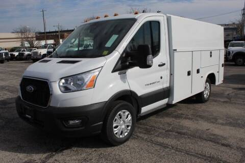 2020 Ford Transit Cutaway for sale at BROADWAY FORD TRUCK SALES in Saint Louis MO