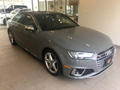 2019 Audi S4 for sale at Adams Auto Group Inc. in Charlotte NC