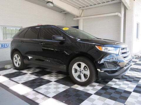 2017 Ford Edge for sale at McLaughlin Ford in Sumter SC