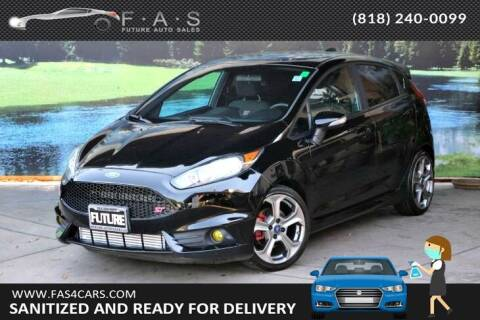 2016 Ford Fiesta for sale at Best Car Buy in Glendale CA