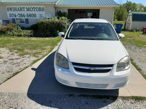 2009 Chevrolet Cobalt for sale at Swihart Motors in Lapaz IN
