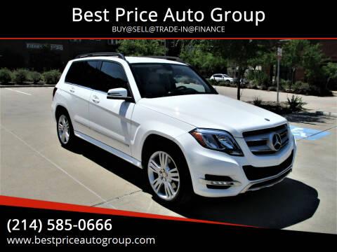 2013 Mercedes-Benz GLK for sale at Best Price Auto Group in Mckinney TX