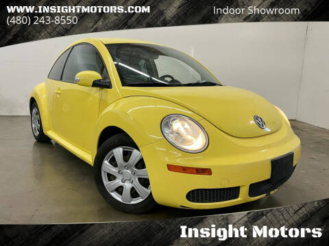 2010 Volkswagen New Beetle for sale at Insight Motors in Tempe AZ