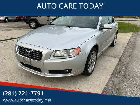 2008 Volvo S80 for sale at AUTO CARE TODAY in Spring TX
